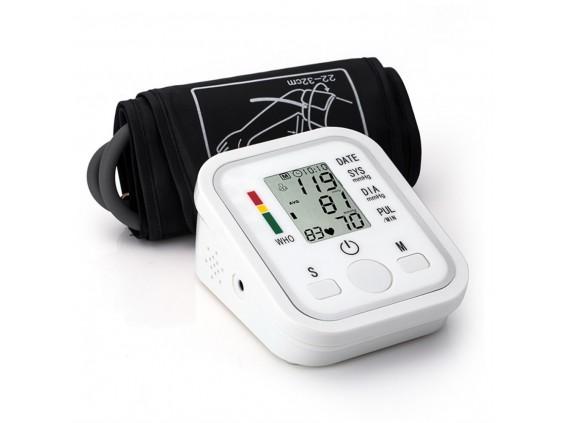 Vérnyomásmérő karra LCD kijelzővel