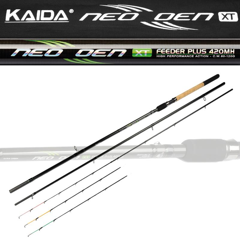 KAIDA Neo Feeder Plus XT Prémium 420cm