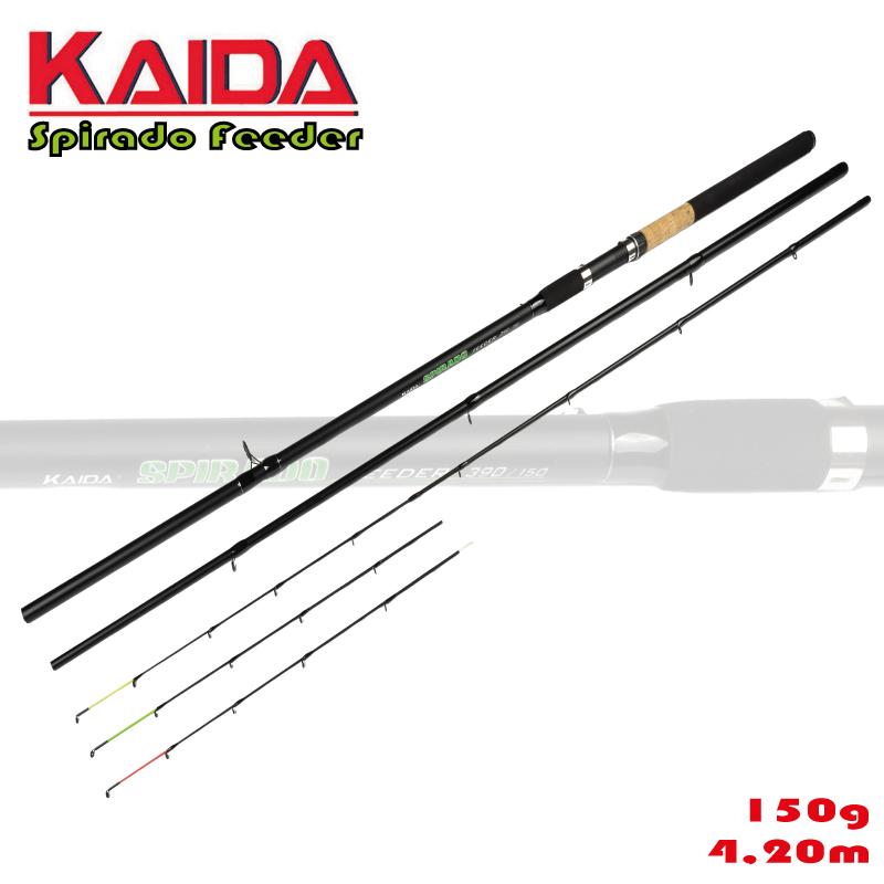 KAIDA Spirado Feeder 420cm