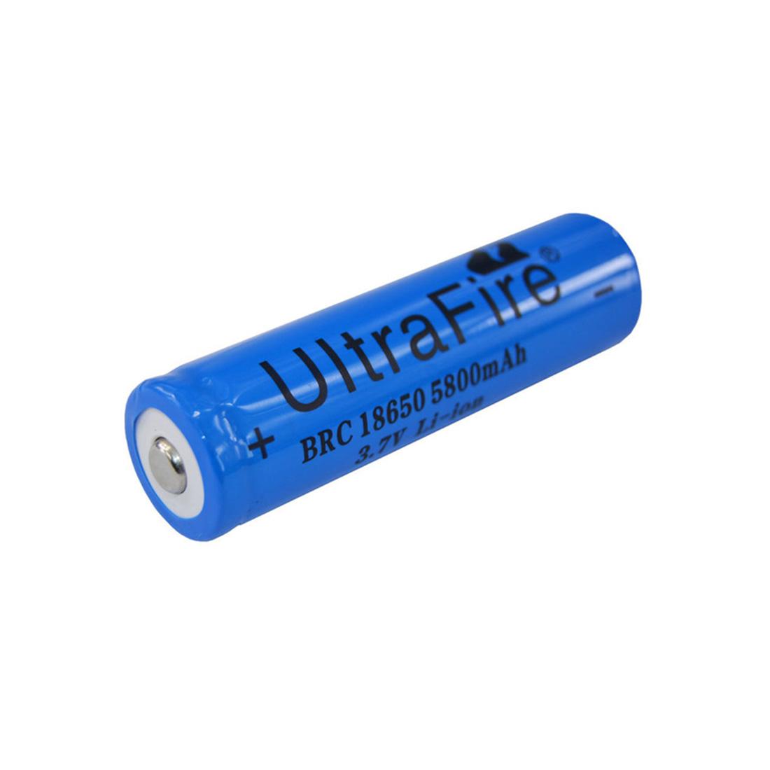 GH 18650 típusú, Li-ion akkumulátor 5800mAh
