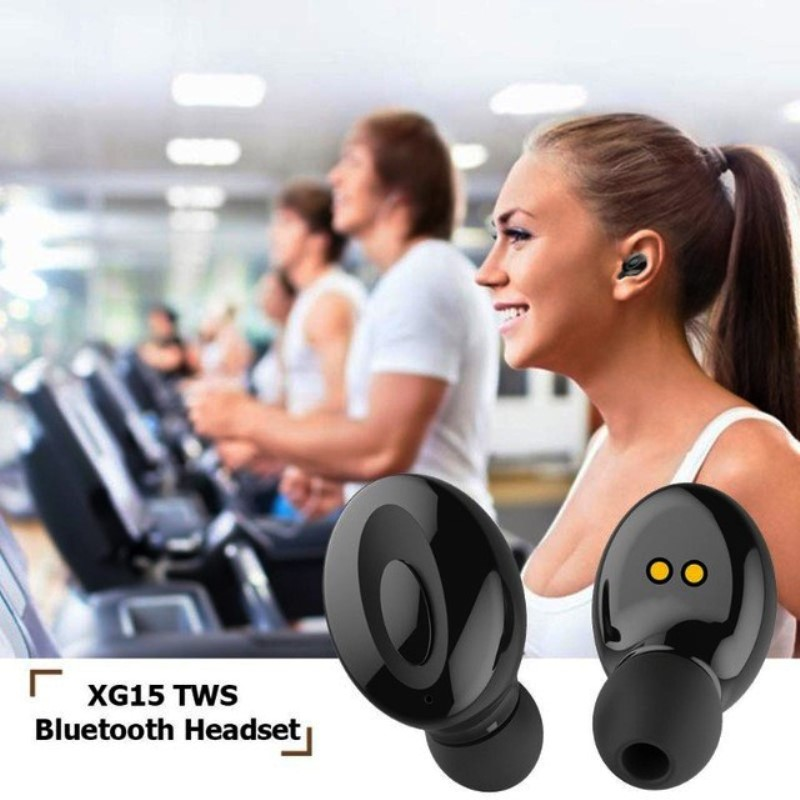 XG15 TWS vezeték nélküli fülhallgató