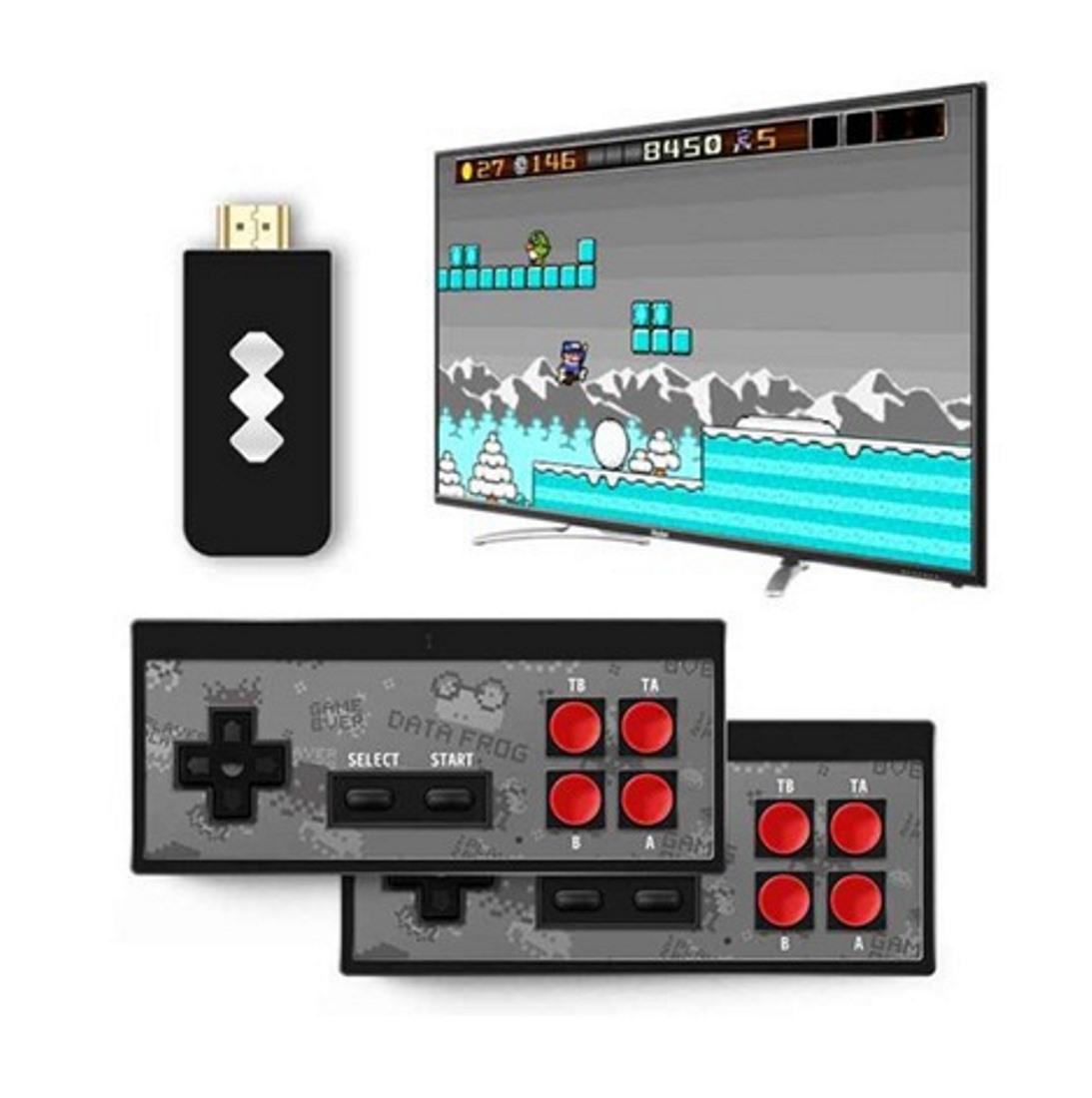 BB EXTREME bluetooth mini game box - AV (620 JÁTÉK) konzol