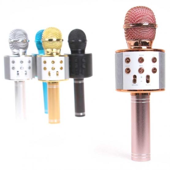 Bluetooth Karaoke mikrofon WS-858