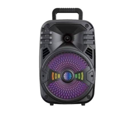 ZQS-8108 Bluetooth LED party hangfal mikrofonnal