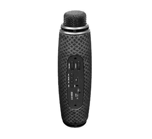 ZQS-K11 Vezeték nélküli bluetooth karaoke mikrofon beépített hangszóróval
