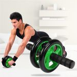 No-Noise-Abdominal-ABS-Wheel-Ab-Roller-With-Mat-For-Exercise-Fitness-Equipment-Crossfit-Accessories-GYM