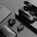 W16 vezeték nélküli Bluetooth fülhallgató akkus töltődobozzal (2)