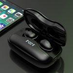 W16 vezeték nélküli Bluetooth fülhallgató akkus töltődobozzal (5)