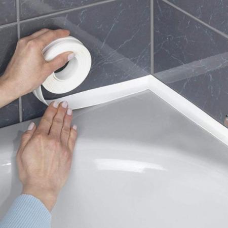 Univerzális öntapadós tömítőszalag 5cm x 3m - fehér